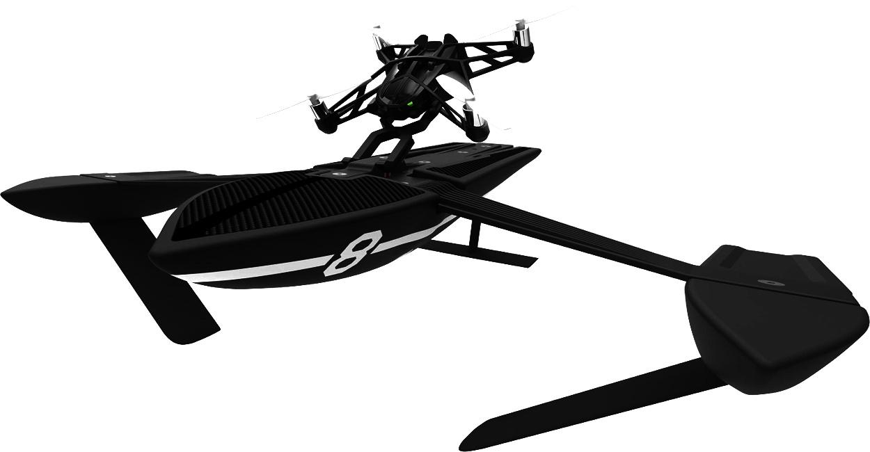Parrot Minidrone Hydrofoil Features