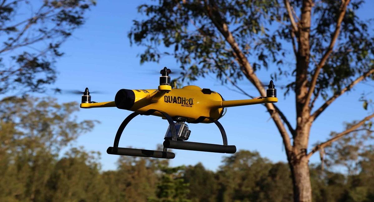 QuadH20 Flight Software